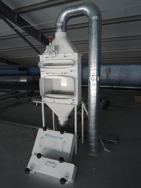 Čisté prostory - vzduchotechnika a klimatizace