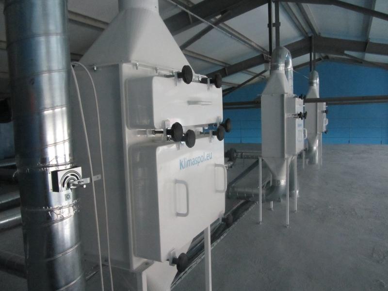 Klimatizace a vzduchotechnika pro čisté prostory