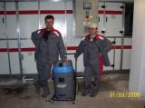 Pravidelná údržba vzduchotechnické jednotky (Lázně Třeboň)