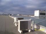 Kondenzační jednotky klimatizací Fujitsu (AU Optronics)