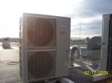 Kondenzační jednotka klimatizace Fujitsu (AU Optronics)