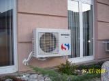 Klimatizace Sinclair (FN u svaté Anny)