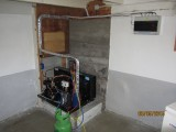 Freezer condensing unit ( Norway Nordheim )